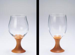 ワイングラス2種